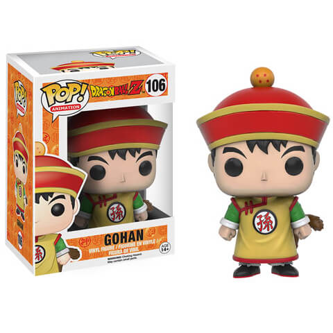 Dragon Ball Z Gohan Funko Pop! Figur