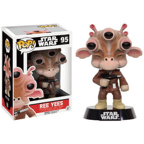 Star Wars (Exc) Ree Yees Pop! Vinyl Figure