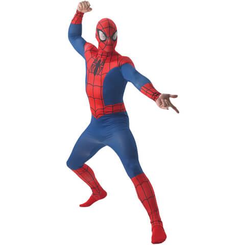 Marvel Men's Spider-Man Fancy Dress