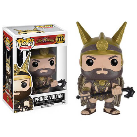 Flash Gordon Prince Vultan Pop! Vinyl Figure