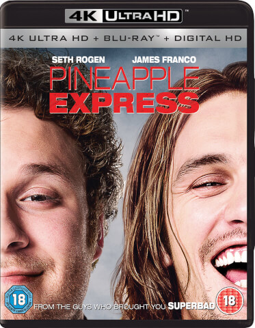 Pineapple Express - 4K Ultra HD