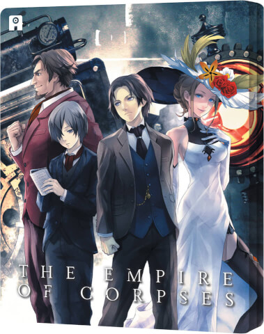 Project Itoh: Empire of Corpses - Collector's Edition (Dual Format)
