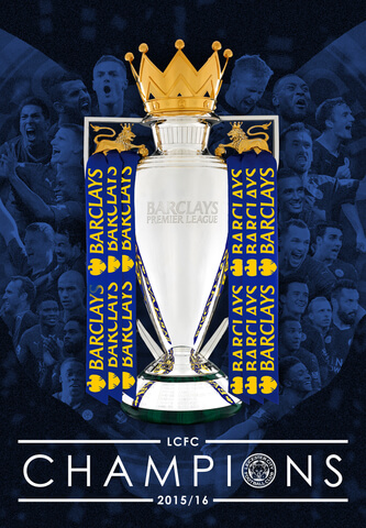 Leicester City Football Club 2015/2016 Review