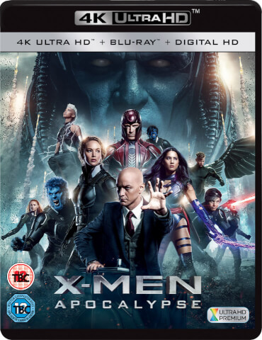 X-Men: Apocalypse 4K Ultra HD (Includes UV Copy)