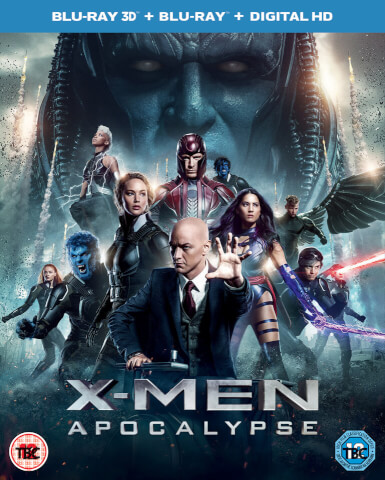 X-Men: Apocalypse 3D (+UV)