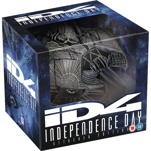 Independence Day Attacker Edition - Zavvi Exclusive Limited Edition