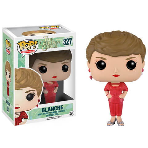 Golden Girls Blanche Funko Pop! Figuur