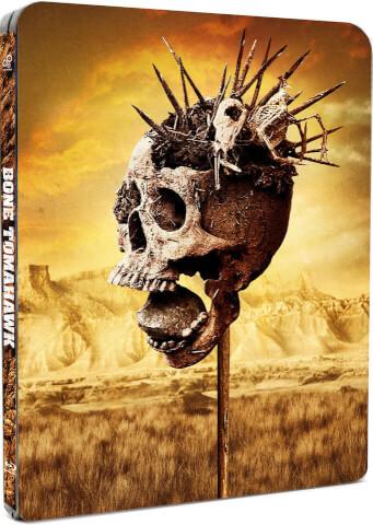 Bone Tomahawk - Zavvi Exclusive Limited Edition Steelbook
