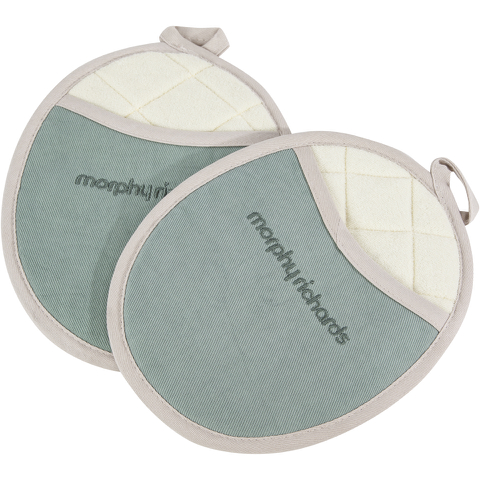 Morphy Richards 973534 Hot Pad/Pan Grab - Sage Green