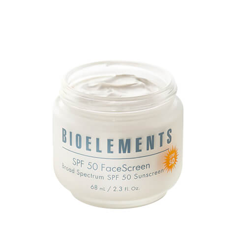 Bioelements SPF 50 FaceScreen