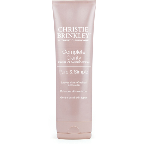 Christie Brinkley Authentic Skincare Complete Clarity Facial Cleansing Wash