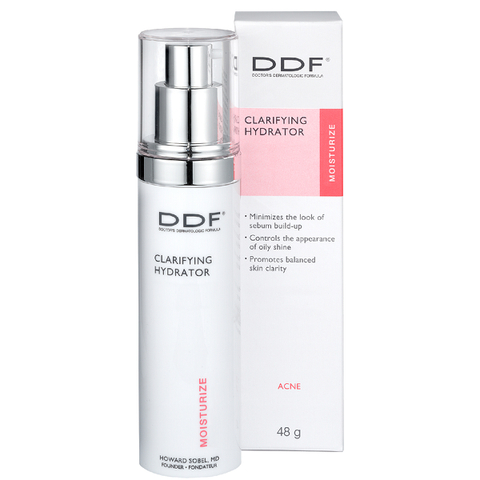DDF Clarifying Hydrator
