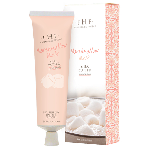 FarmHouse Fresh Marshmallow Melt Shea Butter Hand Cream