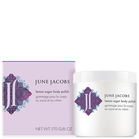 June Jacobs Lemon Sugar Body Polish