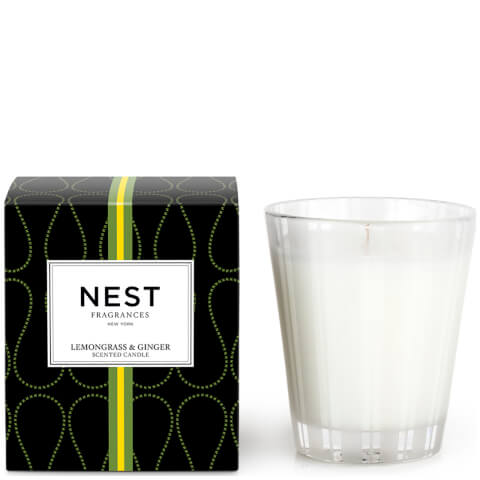NEST Fragrances Lemongrass and Ginger Scented Candle