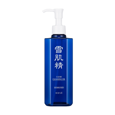 SEKKISEI Clear Cleansing Oil