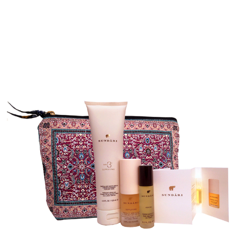 Sundari Beauty Bag for Dry Skin