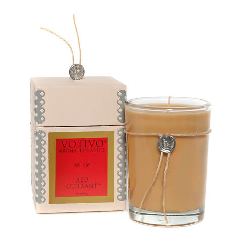 Votivo Aromatic Candle Red Currant