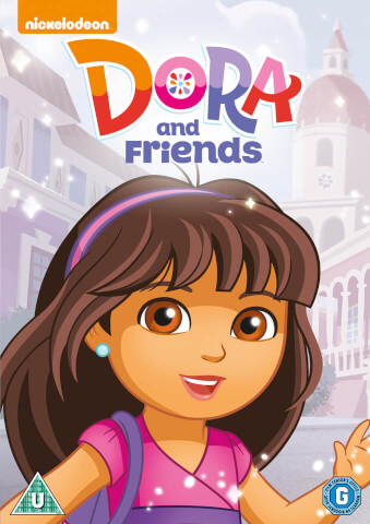 Dora The Explorer: Dora and Friends - Big Face Edition