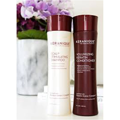 Keranique Scalp Stimulating and Volumizing Duo