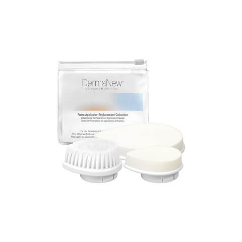 DermaNew Foam Applicator Replacement Collection Duo