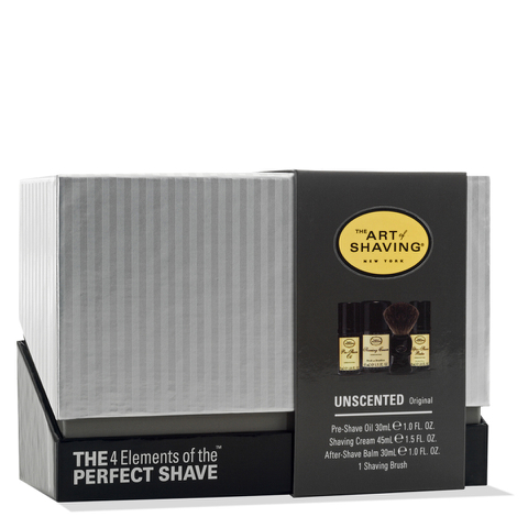 The Art of Shaving Mid-Size Kit - Unscented