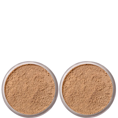 2x asap pure mineral makeup - four