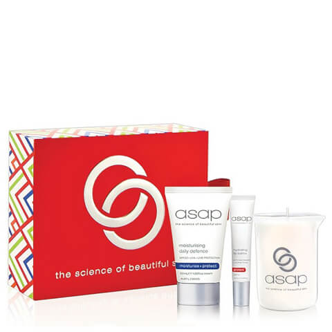asap bright + beautiful gift set