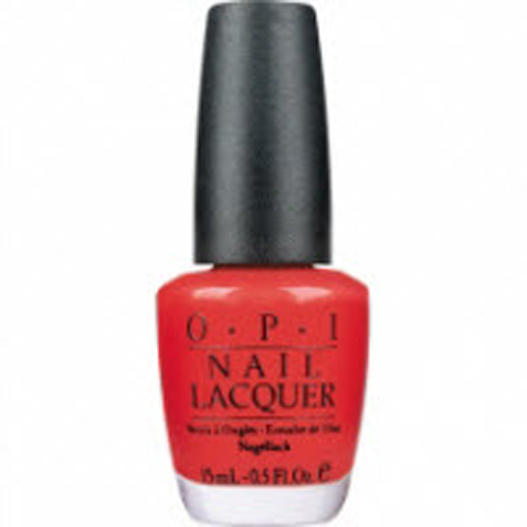 OPI Nail Varnish - Cajun Shrimp (15ml)