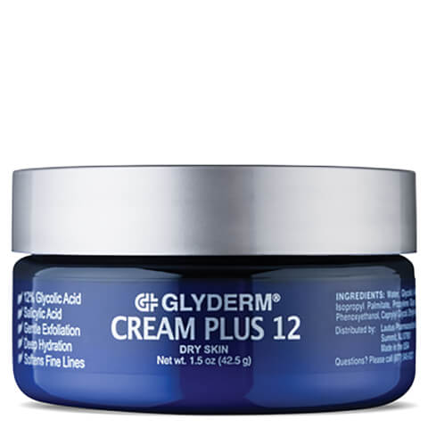 GlyDerm Cream Plus 12