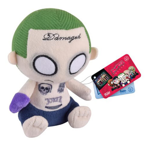 Suicide Squad Joker Mopeez Plush