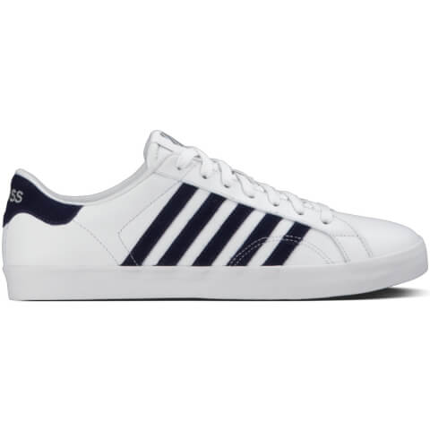 Zapatillas K-Swiss Belmont SO - Hombre - Blanco/azul
