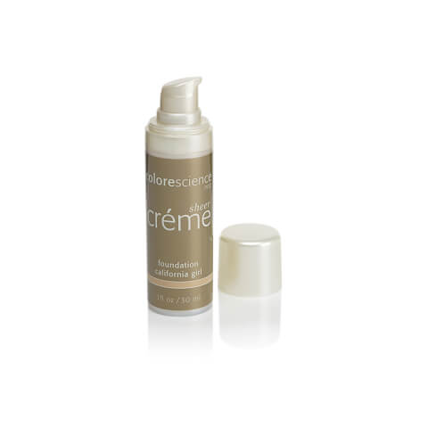 Colorescience Sheer Crème Foundation - Taste of Honey