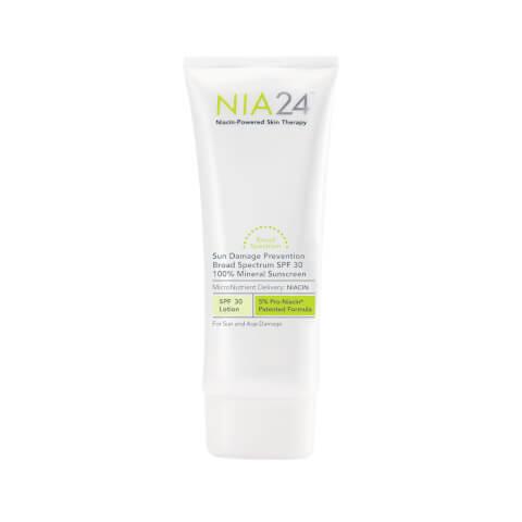 NIA24 Sun Damage Prevention Broad Spectrum SPF 30 - FREE Gift