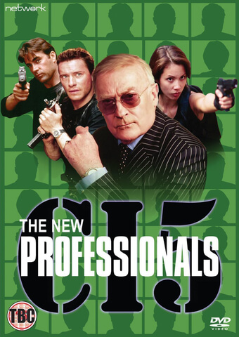 CI5: The New Professionals - The Complete Series