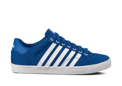 K-Swiss Men's Belmont SO T'Classic Trainers - Blue/White