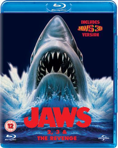 Der Weiße Hai 2, Der Weiße Hai 3 & Der Weiße Hai 4 - Die Abrechnung Boxset