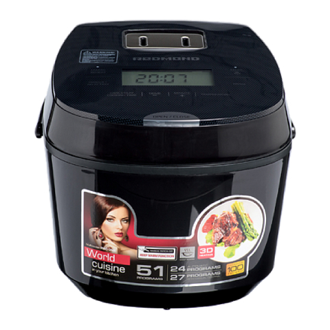 Redmond Redmond Multi Cooker - Black