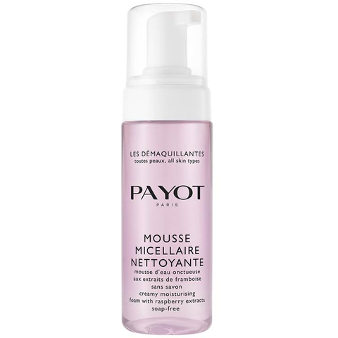 PAYOT Mousse Micellaire Nettoyante Creamy Moisturising Foam 150ml