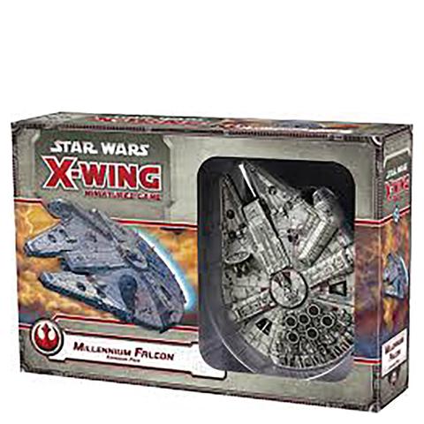 Star Wars X-Wing - Faucon Millénium Expansion