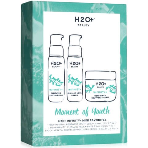 H2O+ Beauty Moment of Youth Infinity+ Mini Favorites