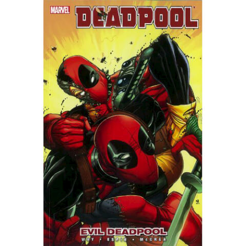 Marvel Deadpool: Evil Deadpool - Volume 10 Graphic Novel