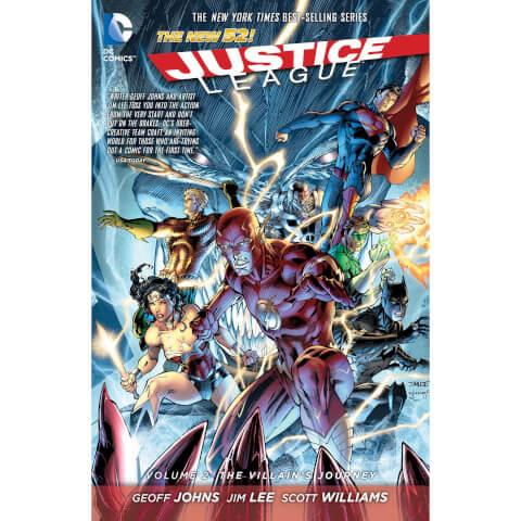 Justice League: The Villains Journey - Volume 2 Graphic Novel