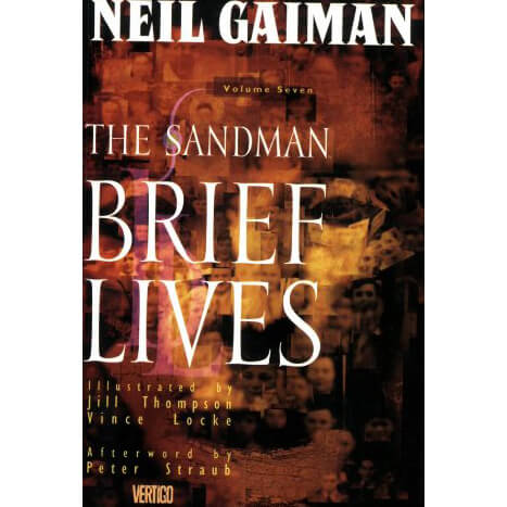 Sandman: Brief Lives - Volume 7 Graphic Novel