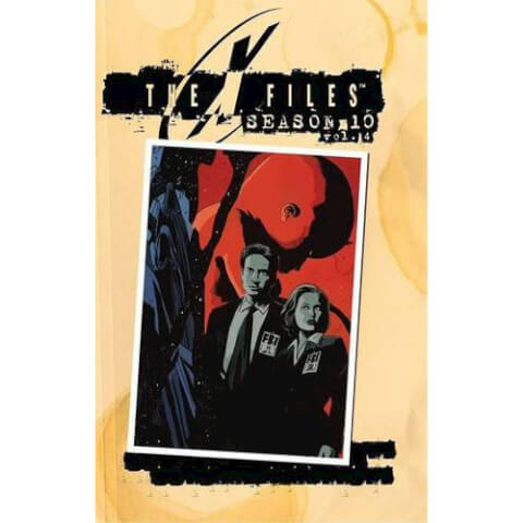 The X-Files: Season 10 - Volume 4 Graphic Novel