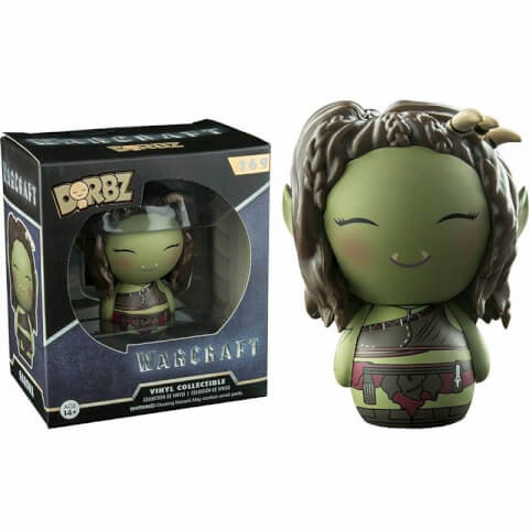 Warcraft Garona (Bikini) Limited Edition Dorbz Vinyl Figure