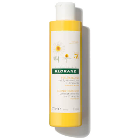 KLORANE Vinegar Shine Rinse with Chamomile 6.7oz