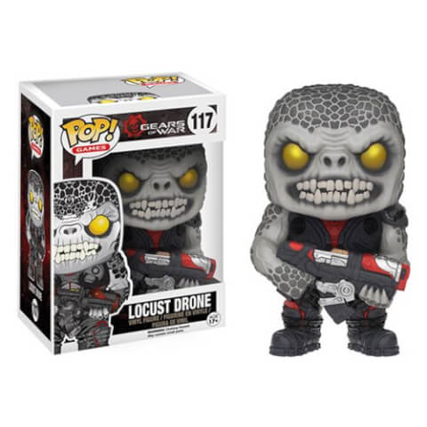 Figurine Funko Pop! Gears of War Locust Drone