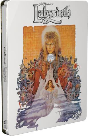 Die Reise ins Labyrinth - 30th Anniversary - 4K Ultra HD Steelbook