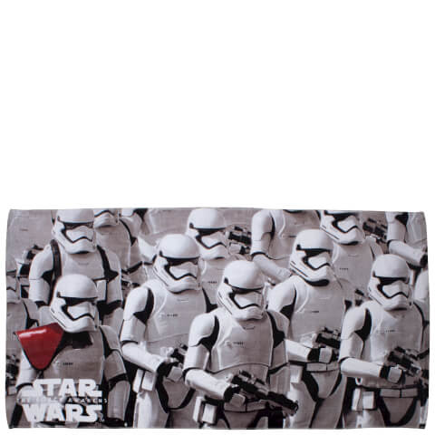 Star Wars: The Force Awakens - Episode VII Order Bath Towel - 70 x 140cm